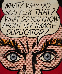 Roy Lichtenstein Foundation: Image Database