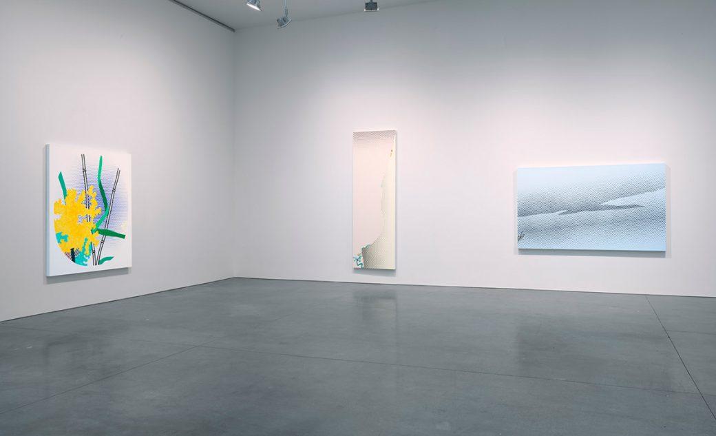 2012roy lichtenstein chinese landscapesgagosian gallery